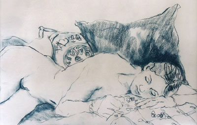 Life Drawing - Figure Drawing - Life Models for Art - Modeling